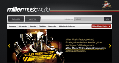 MILLER MUSIC WORLD